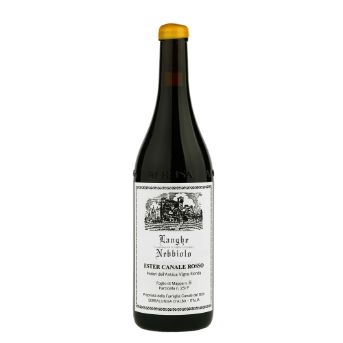 Langhe Nebbiolo 2017 Ester Canale Giovanni Rosso Davidé Rosso 100 Points Wine Enthousiast