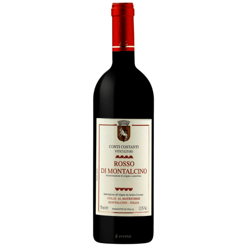 Rosso di Montalcino 2018 Conti Costanti